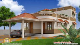 Modern traditional kerala home 2325 sq ft indian house plans