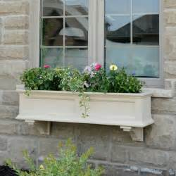 fairfield model 5823 4ft window planter box by mayne