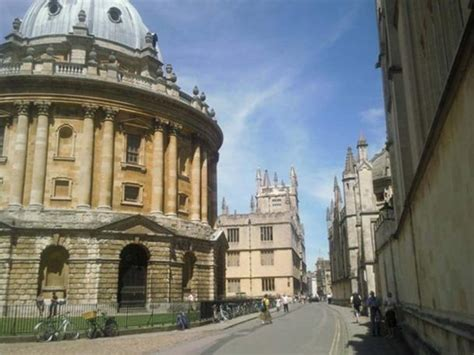 Oxford Mba Location by In Britain If You Wanted To Get Ahead You Had