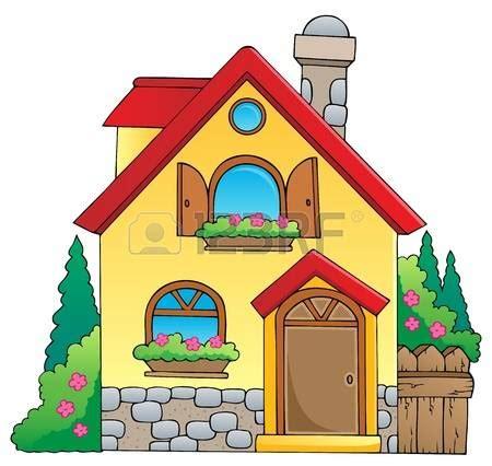 casa clipart colecci 243 n de fotos de casas animadas color imagenes