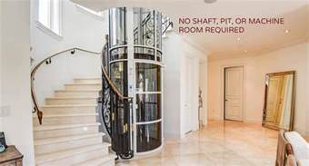 homes with elevators home elevator manufacturers pneumatic vacuum elevators