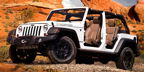 Buy Used Jeep Best Jeep Wranglers You Can Only Find Used