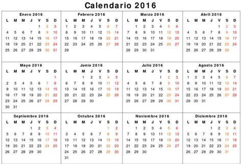 Calendario 2016 Panama Calendario 2016 Colombia Con Festivos Buscar Con