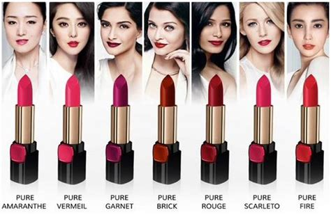 Lipstick Loreal Terbaru new l oreal reds color riche collection