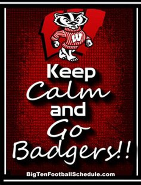wisconsin badgers♥~ on pinterest | wisconsin, bucky and