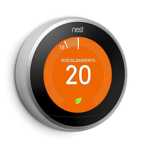 Nest Learning Thermostat   Termostato WiFi   Opinioni e Prezzi   TermostatoDigitale.it