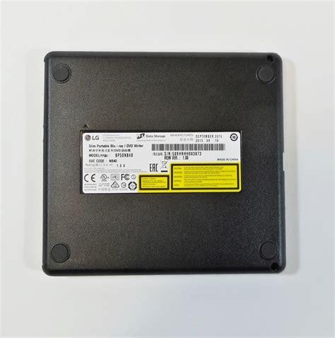Lg Ultra Slim Portable Dvd Drive Diskon lg wp50nb40 6x ultra slim port 225 til bdxl quemador