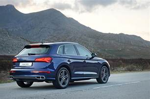 Audi Co New Audi Q5 2017 Launch Review Cars Co Za