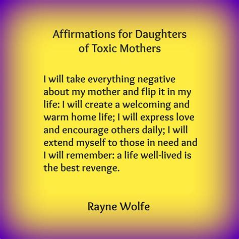 done with the help and healing for mothers of estranged children books thirty healing affirmations for daughters of toxic mothers