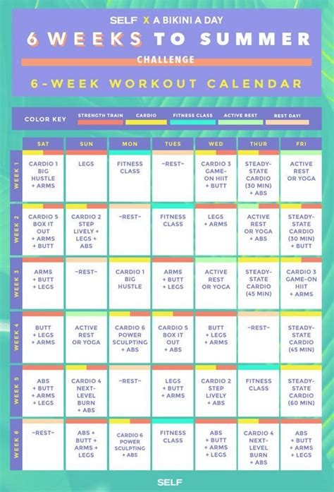 6 week home workout plan body for life workout routine workout everydayentropy com