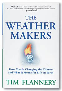 The Weather Makers Tim Flannery best business books the future
