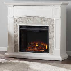 Sheldon faux stone media electric fireplace by wildon home 174