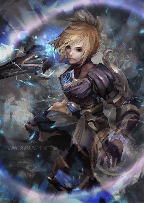 Chionship Riven Giveaway - chionship riven by cglas on deviantart