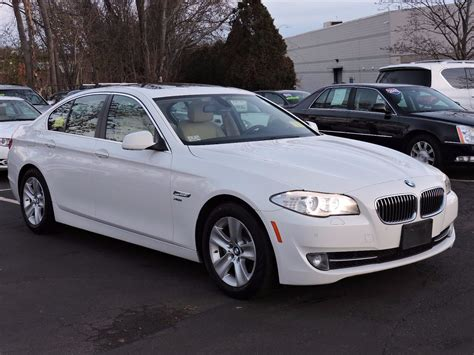 used 2012 bmw 5 series at saugus auto mall
