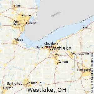 map of westlake best places to live in westlake ohio