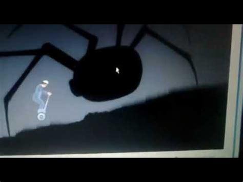 happy wheels total jerkface episodio 2:la araña cojonuda