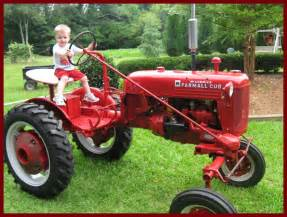 farmall cub restoration autos post