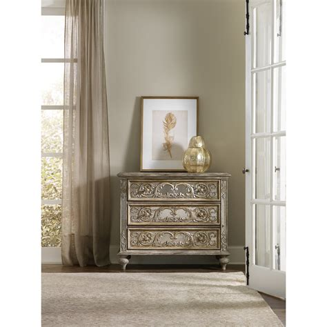 mirrored accent chests for living room ideas home hooker furniture living room accents ornate mirrored chest