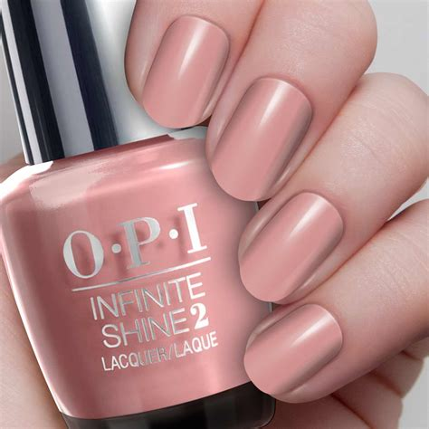 Opi Light Pink by You Can Count On It Infinite Shine Opi
