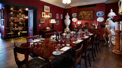 book the dining room at the zetter townhouse clerkenwell