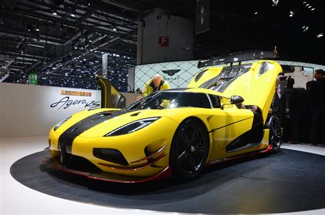 koenigsegg cars pushing the limits geneva 2016 koenigsegg agera rs gtspirit
