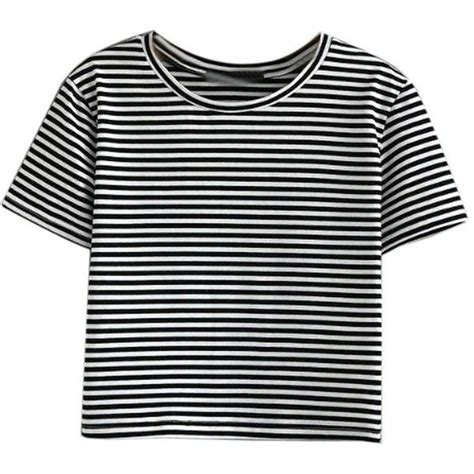Sleeve Cropped T Shirt best 25 striped ideas on striped shirts