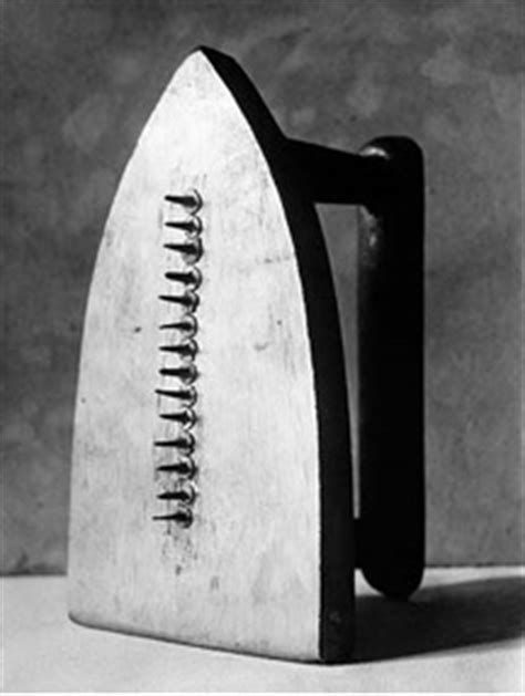 man ray, the gift   surrealism (article)   khan academy