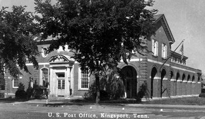 Post Office Kingsport Tn by United States Post Office On Broad Now The