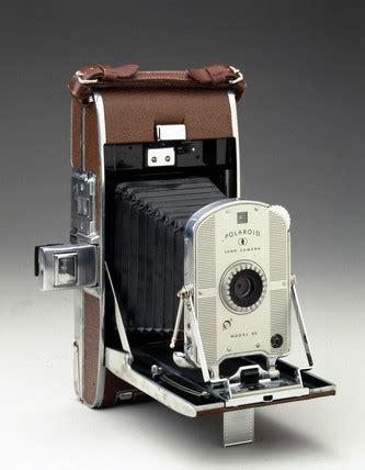 polaroid land camera, model 95, 1948 1953. at science and
