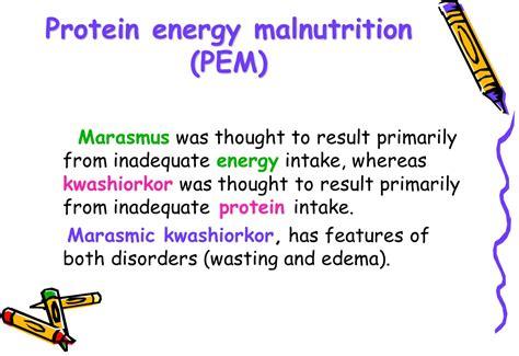 protein energy malnutrition severe childhood undernutrition scu ppt