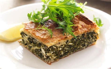spinach pie recipe food to