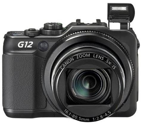 is this the upcoming canon powershot g12? – techcrunch