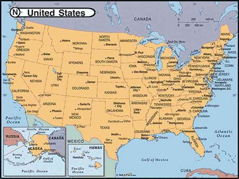 map of united states of america with major cities map united states major cities holidaymapq