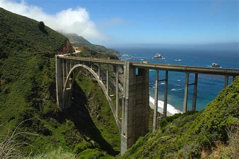 Pch Bridge - bixby bridge pacific coast hwy california flickr photo sharing