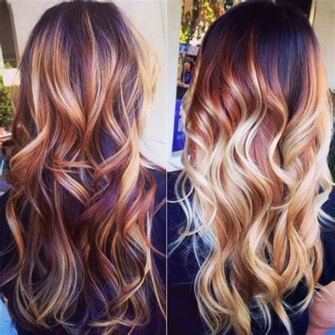 Hairstyles With Color by The Awesome Burgundy Highlights Hairstyle Color Can Become