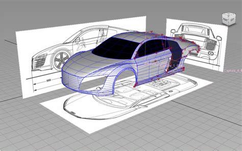 Alias Automotive 3D CAD Mark Lazenby Automotive Design