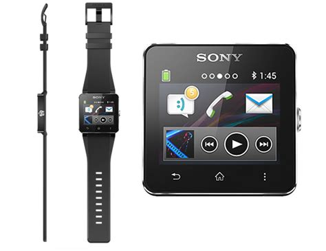 Smartwatch Sony 2 Sorry Sony I Expected More From The New Smartwatch 2 Gigaom