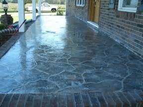 Porch Or Patio Difference Patio Resurfacing Idaho Falls Area Custom Concrete