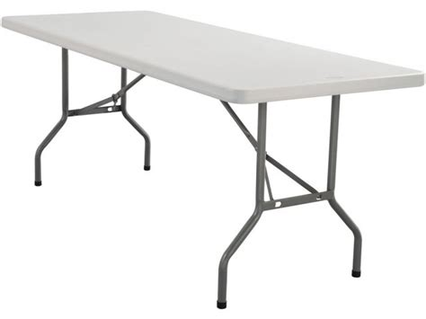 molded rectangular table 96 quot x30 quot folding tables