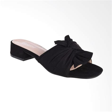 Harga Suede Bow jual papercut shoes gz 02 115 a7 xin bow suede slide