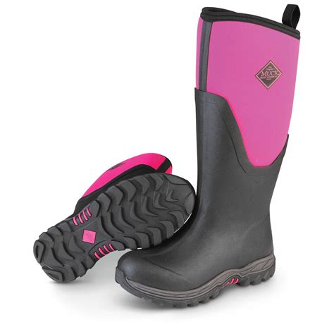 womens muck boots muck boots s arctic sport ii insulated waterproof