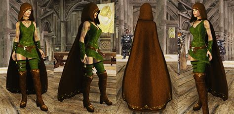 dreamburrows princess of the woods retextureunp mods the elder scrolls v skyrim armaduras