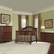 Westwood Design Meadowdale 2 Piece Nursery Set 4 In 1 Meadowdale Convertible Crib