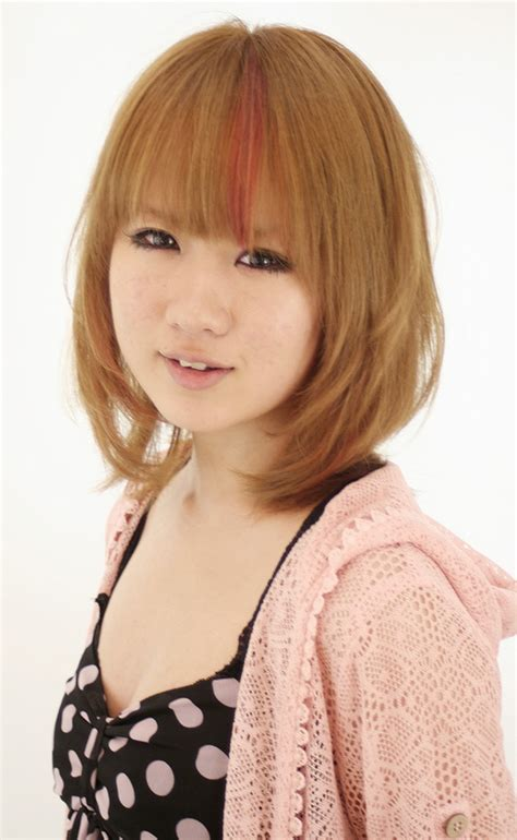 Japan Hairstyles by Japanese Hairstyles For