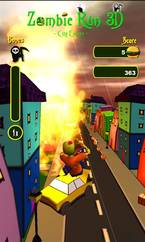 android mine run 3d escape run 3d city escape android apps on play