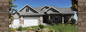 Home Design Utah by Ledgestone Home Design Utah Custom Home Design Specialist