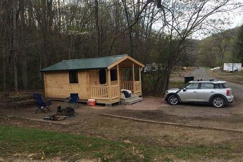 Laurel River Lake Cabin Rentals by Yough Lake Cground By Laurel Highlands Outdoor Center