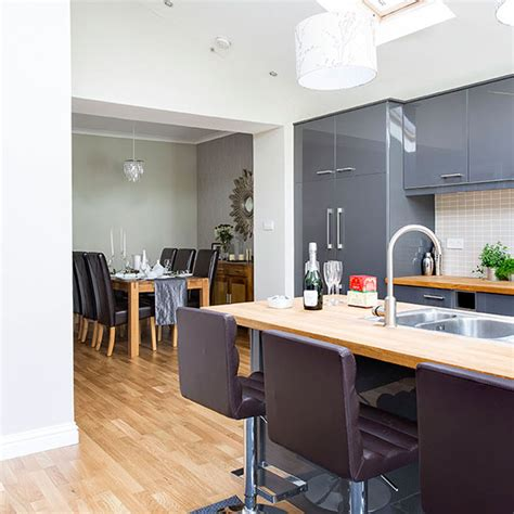 open plan terraced house house tour edwardian house in glasgow ideal home