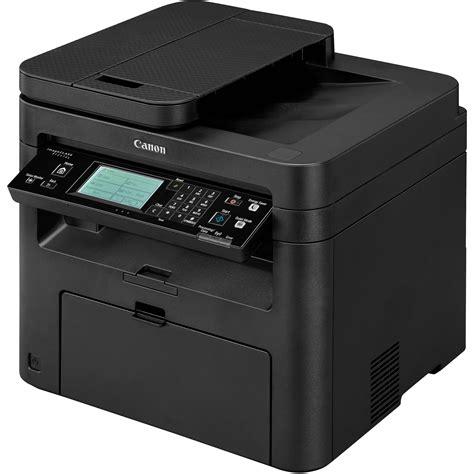 Printer Laser Monokrom canon imageclass mf247dw all in one monochrome laser