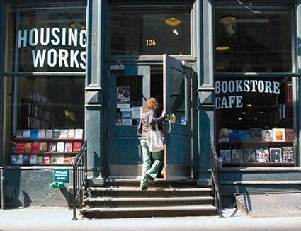 housing works nyc best places for freelancers to work housing works bookstore cafe adweek